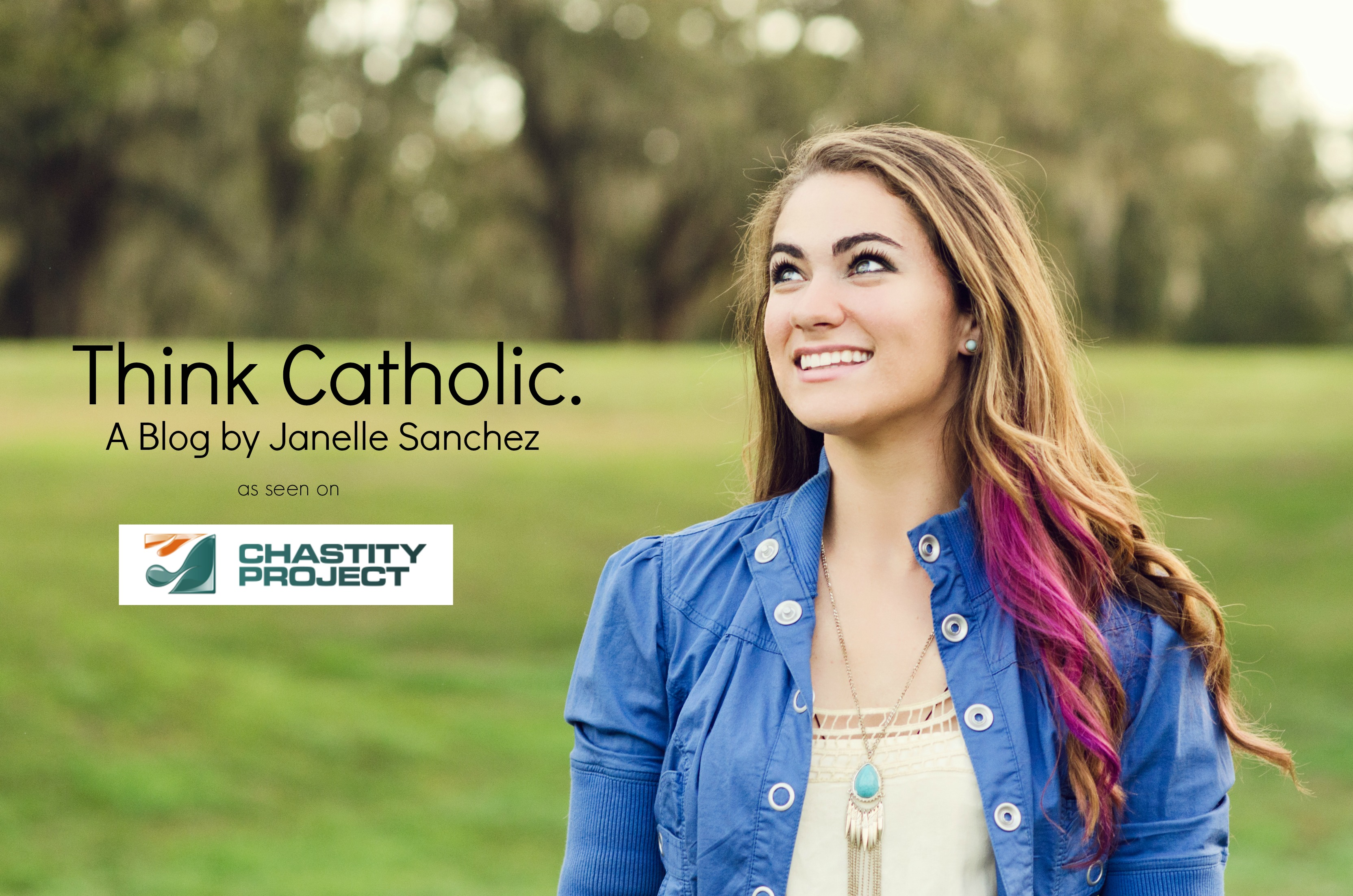 Beautiful catholic women